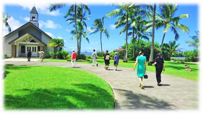 ハワイ 結婚式 靴下